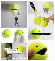 Faça você mesmo objetos criativos
