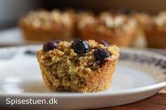 Jeg er glad! Mine bagte havregrøds muffins er bare gode :-) De har en god konsistens og en skøn smag! De smager skønt både lune og kolde, og er perfekte til morgenmad på farten, madpakken, eller so…