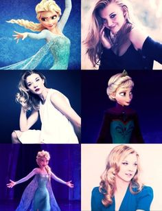 Natalie Dormer would seriously be the perfect Elsa!