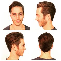Hair by Erin Duffy Model: Bobby Campo Bobby Campo, Duffy, Scream, Fan, Guys, Hair Styles, Model, Hair Plait Styles