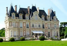 Chateau in the beautiful Loire-Valley,... - HomeAway Le Bourg-d'Ire