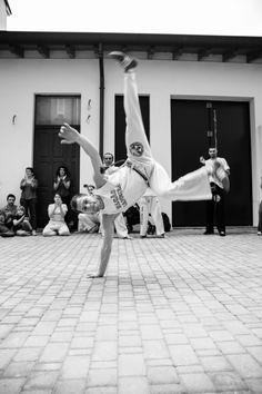 #capoeira ogni giovedì alle 20.30!
