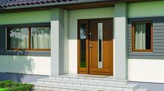 Входни врати за къщи – серия Еко Норд
