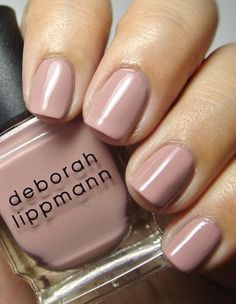 Deborah Lippmann · Modern Love.