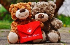 Shop I LOVE YOU MOM - Cute & Cuddly Teddy Bears Laptop Sleeve created by OffTheWallNotTheRack. Personalize it with photos & text or purchase as is! Love Quotes For Her, Romantic Love Quotes, Romantic Images, I Love You Mom, My Love, Calming Songs, Cute Teddy Bears, Black Sabbath, Kids Songs