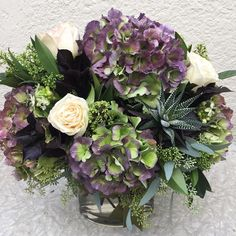 cool vancouver florist A job well done Katherine. Beautiful arrangement with hawarthia , hydrangea and garden roses. #flowerfactory #fallflowers #flowersoninstagram by @flowerfactory  #vancouverflorist #vancouverflorist #vancouverwedding #vancouverweddingdosanddonts