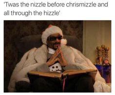 The Snoop Before Christmas