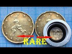 20 euro cent Italy RARE Earn Money - YouTube