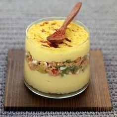 Parmentier de thon - Cuisine actuelle mobile