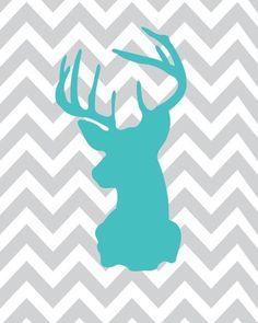 Deer Chevron