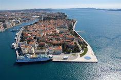 Zadar is contender for Best European Destination in 2016.  Make it your wedding destination in 2016.