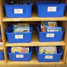 [ CLASSROOM TIPS ] Leveling Books: A teacher shares his method of organizing books for effective guided and independent reading Organizing Books, Book Organization, Classroom Organization, Reading Comprehension Strategies, Reading Fluency, Guided Reading, Cool Things To Make, How To Memorize Things, Leveled Books