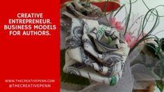 Creative entrepreneur. Biz models for authors.
