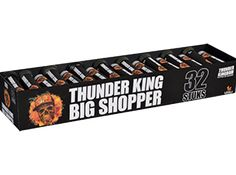 Thunder king big shopper