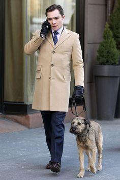 Men's Fashion & TV Series: Mr. Chuck Bass ~ Men Chic- Men's Fashion and Lifestyle Online Magazine