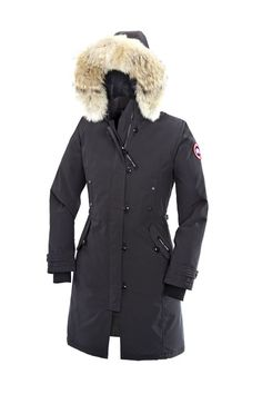 I covet this coat.  Canada Goose calls to me, with a loud honking sound I cannot resist.
