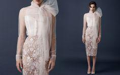 """Paolo Sebastian Autumn-Winter 2015 """"The Sleeping Garden""""   fashion designer"""