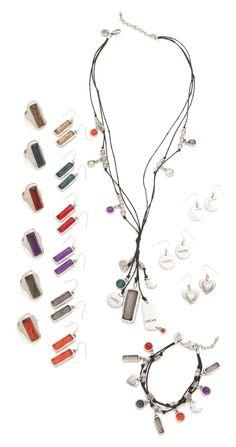 The #GraceAdele Zeta jewelry collection. to order/browse visit https://aleesullivan.graceadele.us