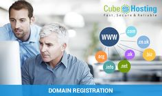 Cubehosting is a leading #Domain #Registration #Bhopal with several years of rich experience. You can count on us always to get most effective domain registration services -  https://goo.gl/F2GUQ6