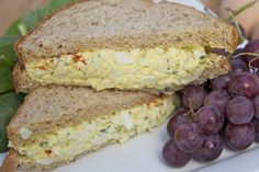 Ok, I love egg salad so this classic egg salad sandwich recipe is a must try!