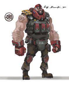Heavy soldier   %e5%89%af%e6%9c%ac