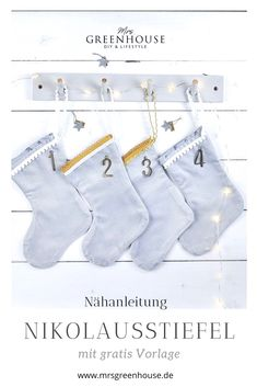 Diy Upcycling, Upcycle, Winter Diy, Diy Mode, Diy Greenhouse, Christmas Stockings, Christmas Tree, Diy Weihnachten, Crafty