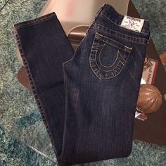 True Religion skinny jeans Good condition True Religion skinny jeans size 26 inseam 29 True Religion Jeans Skinny