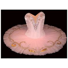 Professional ballet tutus and costumes of classic russian style for... via Polyvore