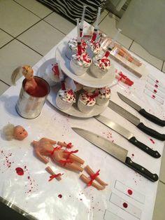 i want a Dexter pARTY!