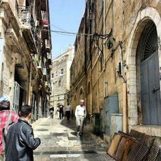 The Old City of Jerusalem             Photo by cindyamstutz