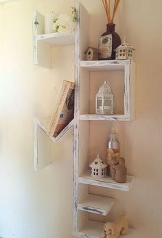 i love our home shelf, diy, home decor, pallet, shelving ideas