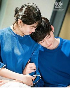 While You Were Sleeping -  Lee Jong Suk and Suzy
