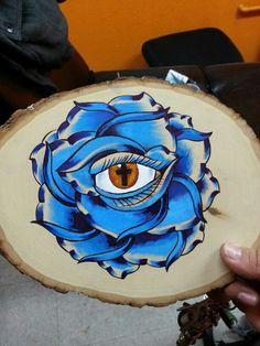 Awesome wood art
