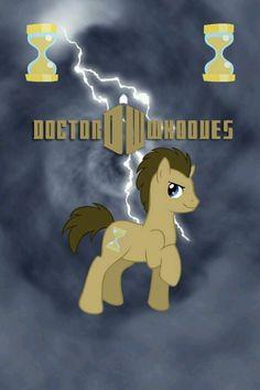 My little pony #doctorwhooves #brony #haha #mlp