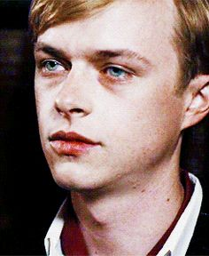 Dane DeHaan as Lucien Carr in Kill Your Darlings