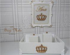 kit higiene clássico coroa