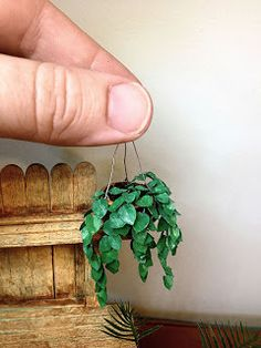 and inner reflections art design landspacing to plant Miniature Plants, Miniature Fairy Gardens, Miniature Dolls, Fairy Garden Accessories, Dollhouse Accessories, Dollhouse Design, Dollhouse Miniatures, Modern Dollhouse Furniture, Leaf Projects