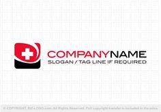 Pre-designed logo 6669: Abstract Medical Logo 2
