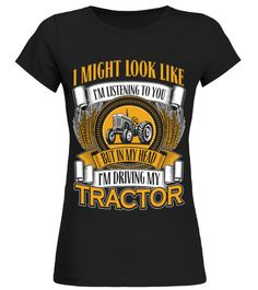 # DRIVING MY TRACTOR    farmer T shirt birthday gift mug .  HOW TO ORDER:1. Select the style and color you want: 2. Click Reserve it now3. Select size and quantity4. Enter shipping and billing information5. Done! Simple as that!TIPS: Buy 2 or more to save shipping cost!This is printable if you purchase only one piece. so dont worry, you will get yours.Guaranteed safe and secure checkout via:Paypal | VISA | MASTERCARD