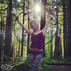 Forest Hoop