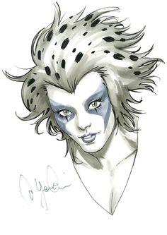 ThunderCats - Cheetara by David Yardin *