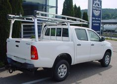 Prime Design Full Pick-up Roof Rack for Mitsubishi L200 with Roller and Sides in Vehicle Parts & Accessories, Commercial Vehicles Parts, Vans/Pickups | eBay!