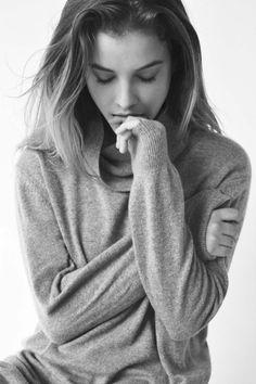 senyahearts:  Barbara Palvin by Krisztián Éder for Elle Hungary, October 2015