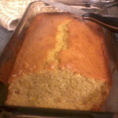 Crookneck Squash Bread on BigOven: Quick bread for your summer squash harvest!