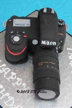 Nikon Camera Cake - Bing Images