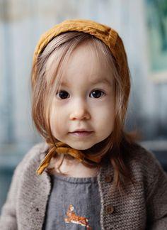 Handmade Linen Bonnet & Romper by Lapetitealice on Etsy