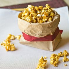 Melt-In-Your-Mouth Caramel Corn - Tastes of Lizzy T's