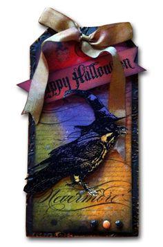 Nevermore tag by Lisa Korpiewski
