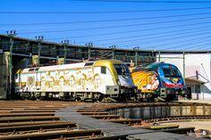 470 010 Three Bridges, Train Travel, Locomotive, Taurus, Transportation, Pictures, Teachers, Train, Vehicles