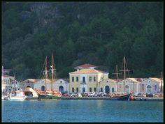 Greece, Port of Karlovasi - Karlovasi, Samos